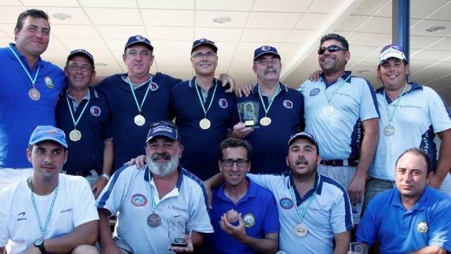 Celebrado en EL Portil el Campeonato de Provincial Pesca desde Embarcación Fondeada Liga de Clubes Onubense