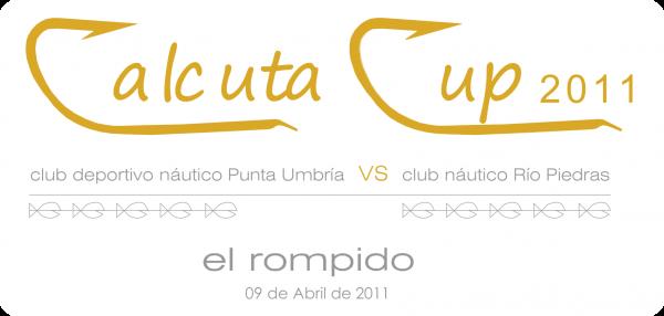 Logo Calcuta Cup 2011